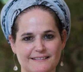 הרבנית מיכל טיקוצ'ינסקי צילום: באדיבות המצלם